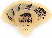 Медиатор для гитары Dunlop Ultex Sharp